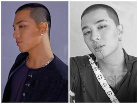 Cắt đầu đinh để đi nhập ngũ nhưng có khi đây lại là kiểu tóc đẹp nhất của Tae Yang