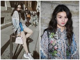 Cùng diện thiết kế Louis Vuitton, Châu Bùi 'áp đảo' mỹ nhân Hoa ngữ nhờ thần thái đỉnh cao