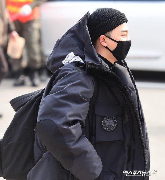 Big Bang Taeyang lên đường nhập ngũ, quỳ gối cảm ơn người hâm mộ-2