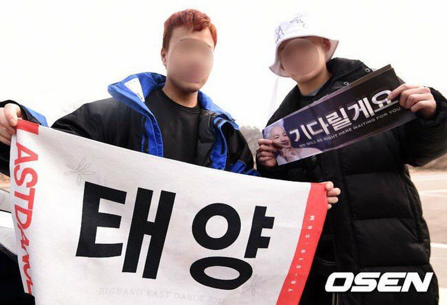 Big Bang Taeyang lên đường nhập ngũ, quỳ gối cảm ơn người hâm mộ-13