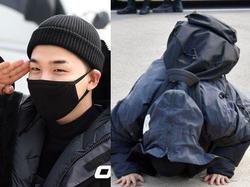 Big Bang Taeyang lên đường nhập ngũ, quỳ gối cảm ơn người hâm mộ