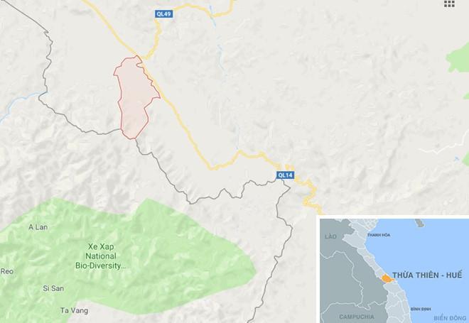 Bé gái 11 tuổi mất tích khi chăn trâu cách nhà 2 km-3