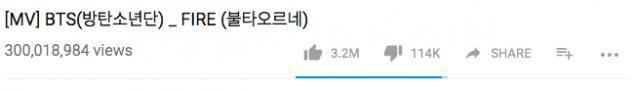 BTS đích thị là đại gia trăm triệu view khủng nhất Kpop trên Youtube-2