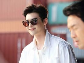 Lee Jong Suk tiếp tục diễn vai thiên tài, sẽ tự tử vì tình