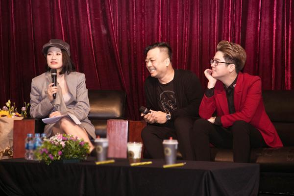 Nhạc sĩ Tiến Minh tiết lộ Bùi Anh Tuấn uống trà cũng có thể say đến phát khóc-2