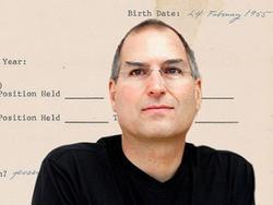 'Sốc': Đơn xin việc đầu tiên của Steve Jobs được trả giá hơn 1 tỷ đồng
