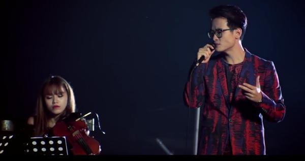 Fan phát cuồng khi Hà Anh Tuấn hát lại hit của Mỹ Tâm-3