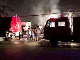 Cháy khu biệt thự cổ ở Đà Lạt, 5 người thiệt mạng