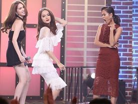 Xem video này để thấy từ cách đây 2 năm, Hương Giang Idol đã bộc lộ tố chất Hoa hậu