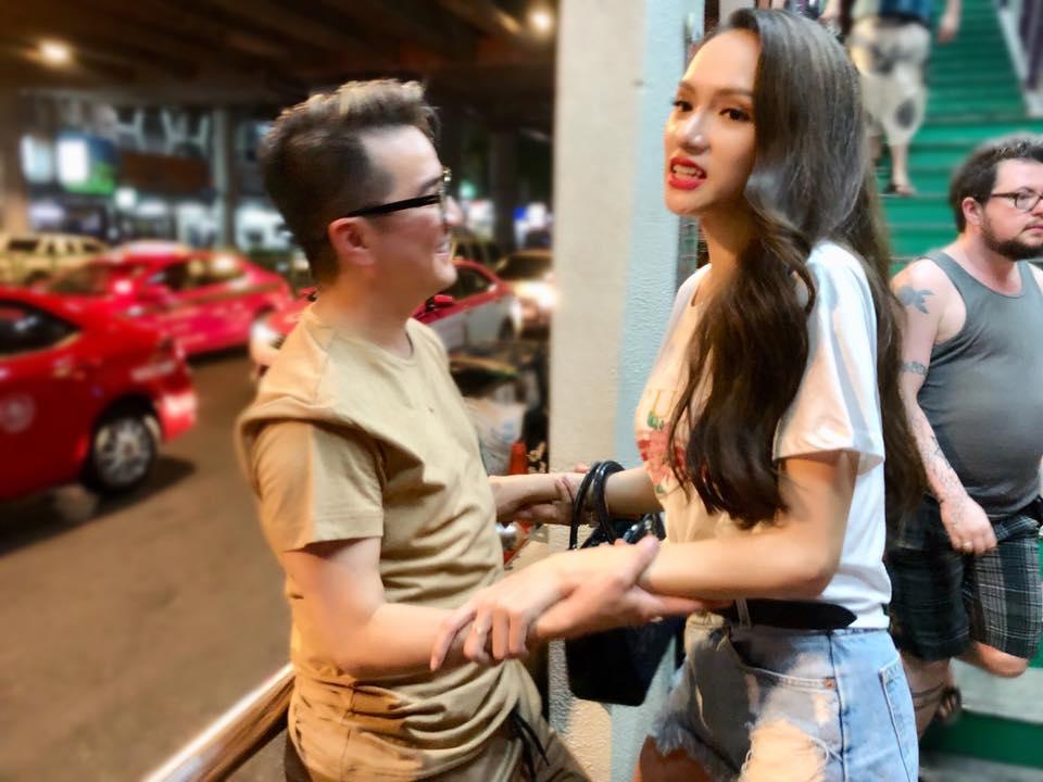 Đàm Vĩnh Hưng kể chuyện Hương Giang Idol suýt ngất khi được xướng ngôi Hoa hậu Chuyển giới-1