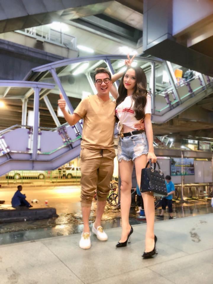 Đàm Vĩnh Hưng kể chuyện Hương Giang Idol suýt ngất khi được xướng ngôi Hoa hậu Chuyển giới-3
