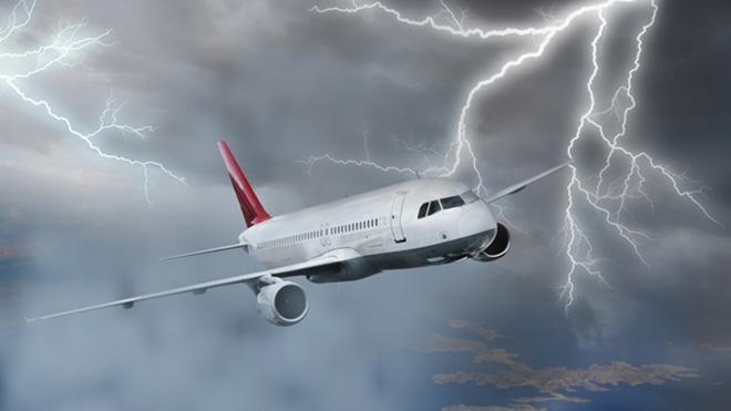 Tìm ra giải pháp giúp máy bay miễn nhiễm tuyệt đối với sấm sét-1