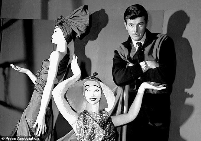 Huyền thoại thời trang Pháp - Hubert de Givenchy qua đời ở tuổi 91-2