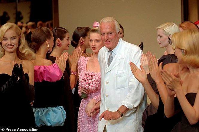 Huyền thoại thời trang Pháp - Hubert de Givenchy qua đời ở tuổi 91-3