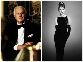 Huyền thoại thời trang Pháp - Hubert de Givenchy qua đời ở tuổi 91