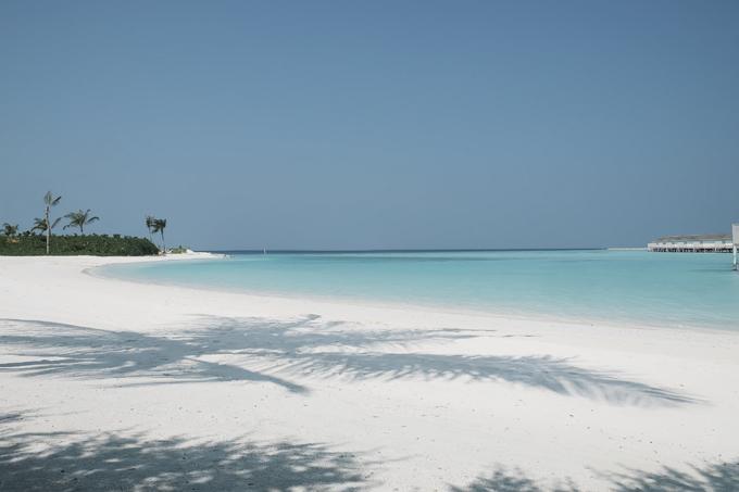 Kỳ nghỉ ở Maldives nắng ấm của đôi bạn thân Quỳnh Chi và Thuỳ Dung-12