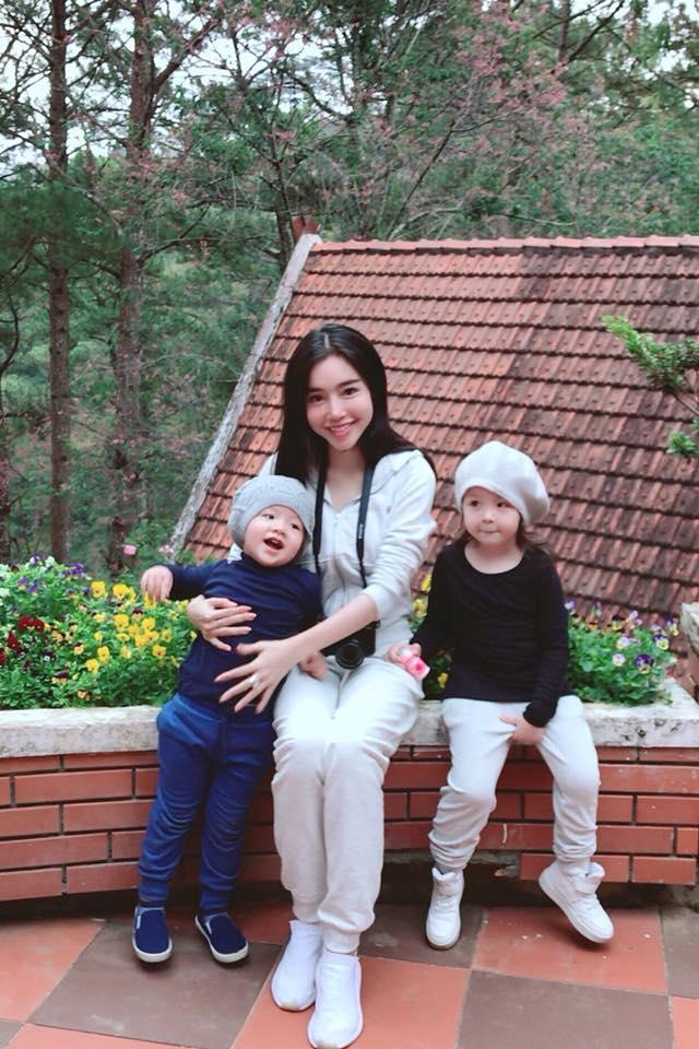 Tin sao Việt: Hoa hậu Kỳ Duyên thú nhận thời gian là liều thuốc chữa lành vết thương-6