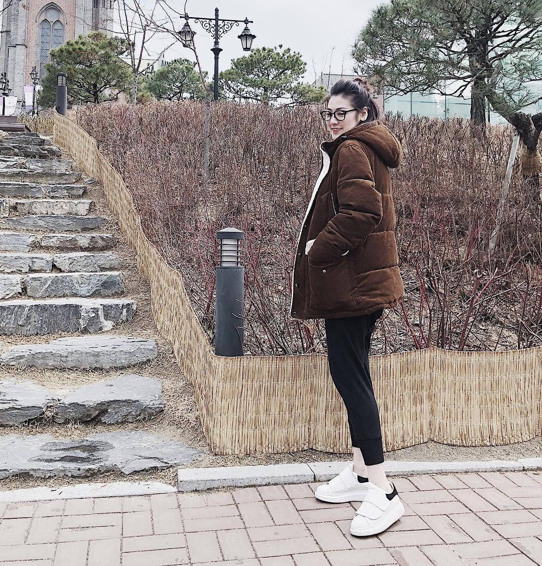 Tin sao Việt: Hoa hậu Kỳ Duyên thú nhận thời gian là liều thuốc chữa lành vết thương-10