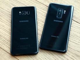 iPhone X cũng cứng đấy, nhưng Galaxy S9+ còn 'nồi đồng cối đá' hơn
