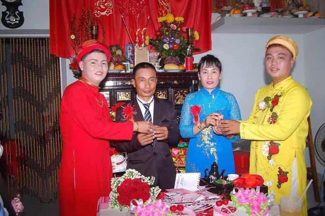 Đám cưới đồng tính của cặp trai đẹp Đồng Tháp gây xôn xao dân mạng-5