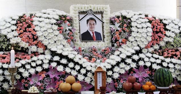 Tài tử Hàn Quốc tự sát, phong trào chống xâm hại tình dục bị chỉ trích-1