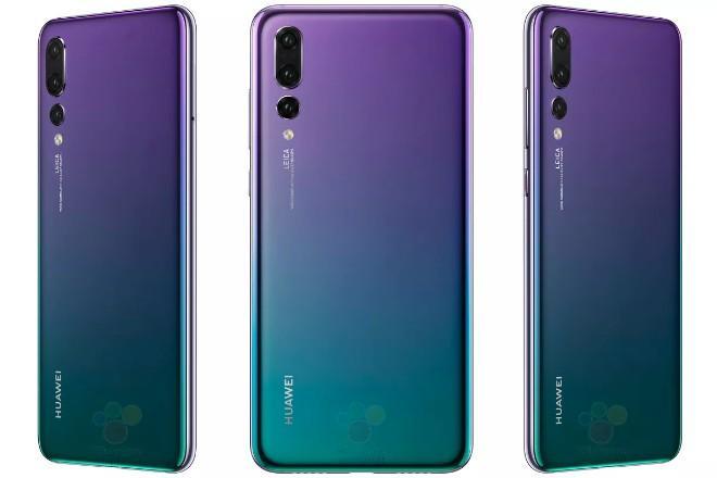 Huawei P20 Pro sẽ có phiên bản màu đẹp nhất dành cho smartphone-1
