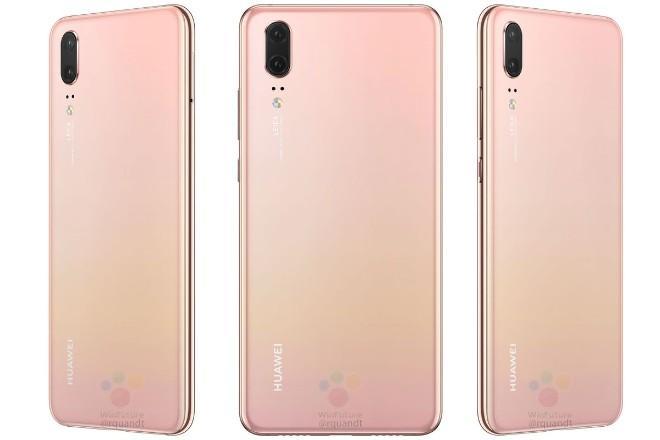 Huawei P20 Pro sẽ có phiên bản màu đẹp nhất dành cho smartphone-2
