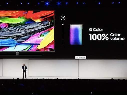 Samsung giới thiệu công nghệ màn hình 'thiên biến vạn hóa' theo không gian