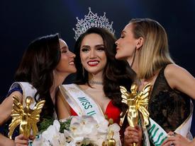 Cục trưởng Cục Nghệ thuật Biểu diễn chúc mừng Hương Giang Idol đoạt vương miện Hoa hậu