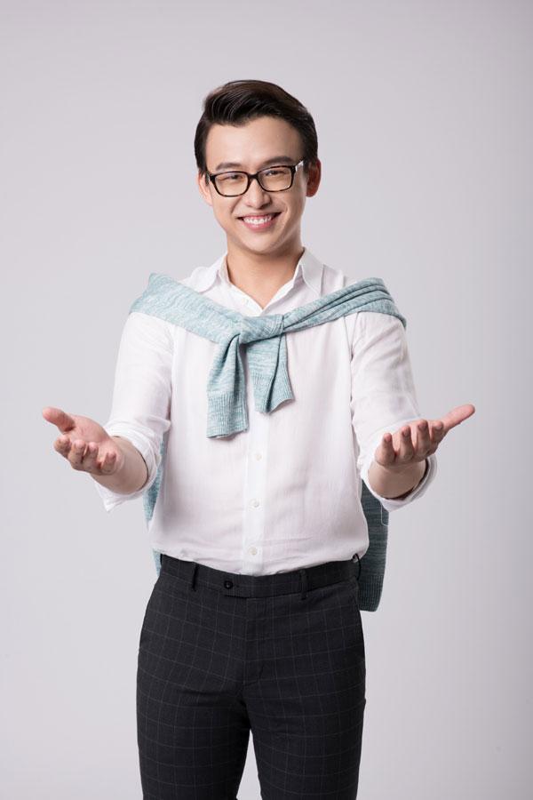 MC Quang Bảo lần đầu Vì yêu mà hát'-1