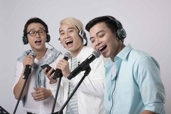 MC Quang Bảo lần đầu Vì yêu mà hát'-3