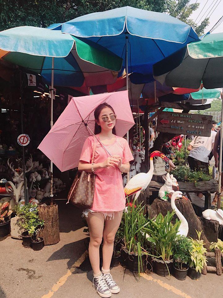 Hot girl - hot boy Việt: Kiều Trinh đắc trí khi tham gia thử thách Cười là mất... tiền-7