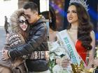 Chưa từng nhắc tới Hương Giang Idol sau khi chia tay, Criss Lai đã làm gì khi biết tin tình cũ giờ đã là hoa hậu?