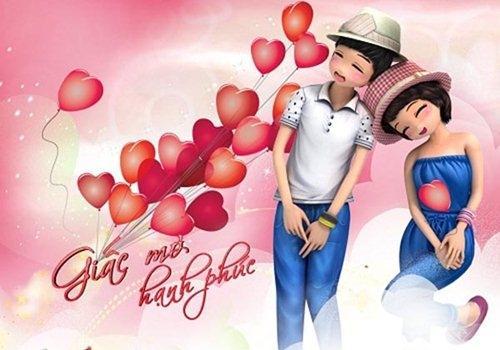 Lời chúc Valentine trắng ý nghĩa, ngọt ngào dành cho bạn trai-1