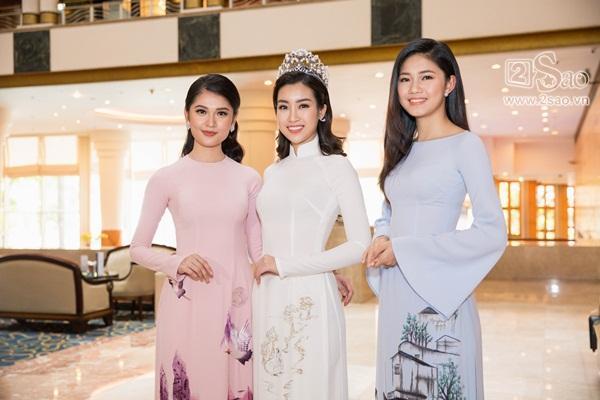Dàn hoa hậu, á hậu Việt Nam đọ sắc tại sự kiện công bố cuộc thi Hoa hậu Việt Nam 2018-2