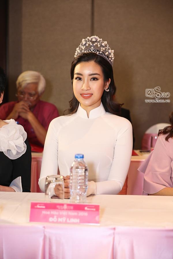 Dàn hoa hậu, á hậu Việt Nam đọ sắc tại sự kiện công bố cuộc thi Hoa hậu Việt Nam 2018-5
