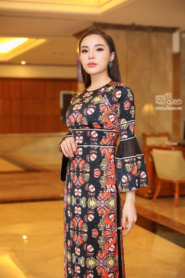 Dàn hoa hậu, á hậu Việt Nam đọ sắc tại sự kiện công bố cuộc thi Hoa hậu Việt Nam 2018-8