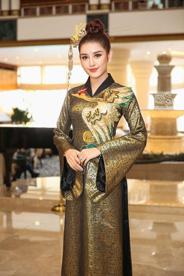 Dàn hoa hậu, á hậu Việt Nam đọ sắc tại sự kiện công bố cuộc thi Hoa hậu Việt Nam 2018-10