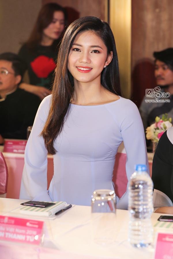 Dàn hoa hậu, á hậu Việt Nam đọ sắc tại sự kiện công bố cuộc thi Hoa hậu Việt Nam 2018-6