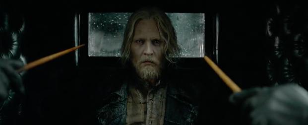 Lộ dung mạo thời trẻ của thầy Dumbledore trong phim tiền truyện Harry Potter-3