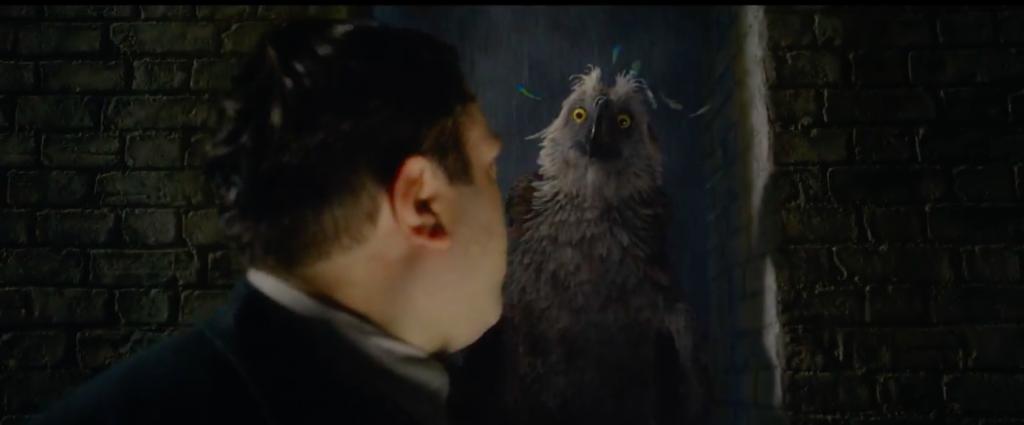 Lộ dung mạo thời trẻ của thầy Dumbledore trong phim tiền truyện Harry Potter-4