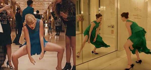 Vũ đạo của Taylor Swift trong MV mới quen quen, hóa ra đây là lý do-1