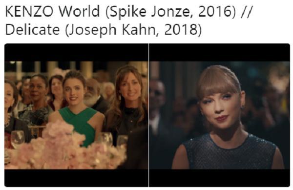 Vũ đạo của Taylor Swift trong MV mới quen quen, hóa ra đây là lý do-3