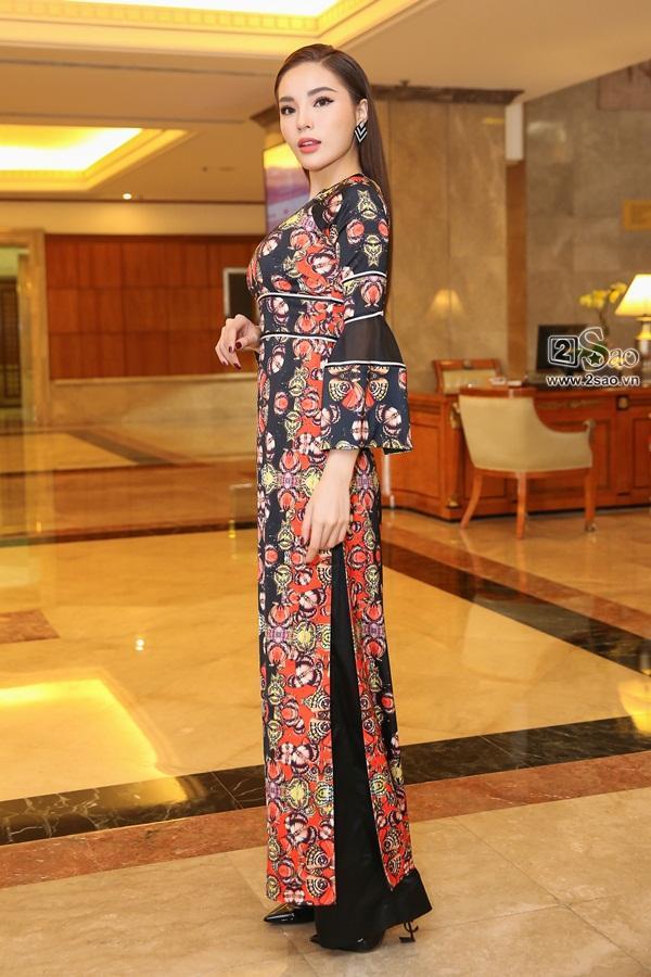Dàn hoa hậu, á hậu Việt Nam đọ sắc tại sự kiện công bố cuộc thi Hoa hậu Việt Nam 2018-9