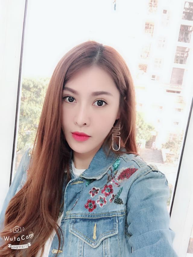 Tin sao Việt: Huyền My bật mí bí quyết sở hữu cằm Vline-5