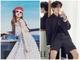 Suzy tiểu thư sánh vai Lee Dong Wook cá tính 'chiếm sóng' thời trang sao Hàn tuần qua