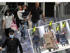 Lưu Đức Hoa huy động hơn 10 người bảo vệ con gái tại sân bay