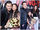Dù đã ly hôn nhưng Trương Ngọc Ánh vẫn cùng con gái đến ủng hộ phim mới của Trần Bảo Sơn