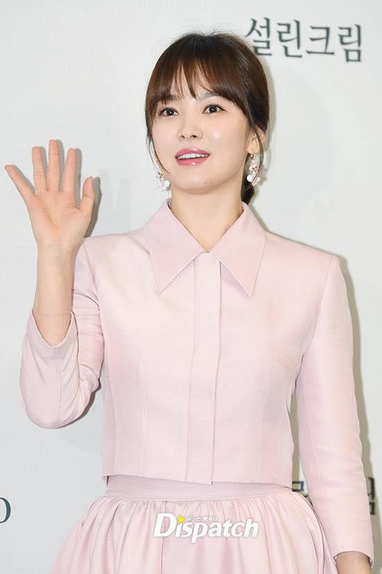 Song Hye Kyo tăng cân vẫn xinh đẹp hết nấc