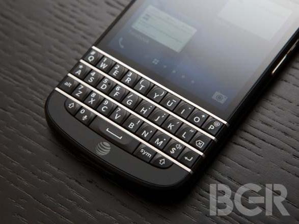BlackBerry là thương hiệu ưa chuộng nhất của tội phạm có tổ chức